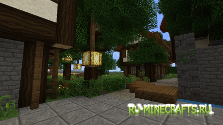 Steelfeathers' Enchanted Pack 32x для Minecraft 1.4.6