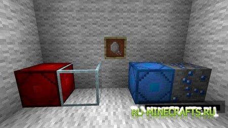 Текстур пак Recowerys Official Texture Pack [16x] для minecraft 1.4.7