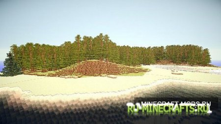 Minecraft can be a beautiful 6! [Карта]