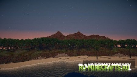 Minecraft can be a beautiful 5! [Карта]