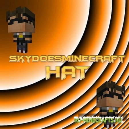SkyDoesMinecraft Hat Addon [1.5.1]