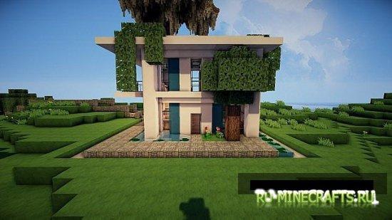 Крутые постройки в доме