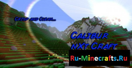 Calibur nXt Craft [128x][1.6.4]