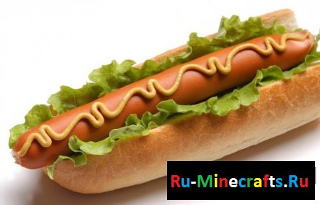 Hot Dog Mod (1.6.4)