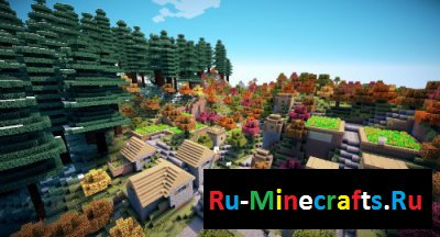 Sonic Ether's Unbelievable shaders для minecraft 1.6.2, 1.5.2