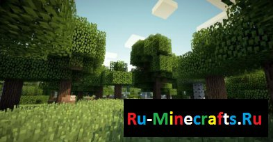 Sonic Ether's Unbelievable shaders для minecraft 1.6.4