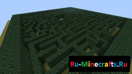 Difficult Hedge Maze [�����]