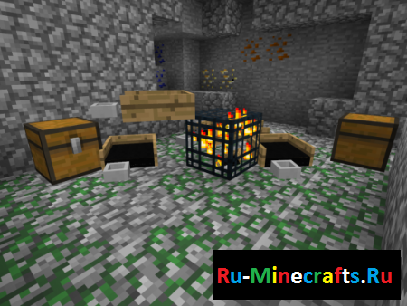 Dungeon Spawner Manager [1.6.4]
