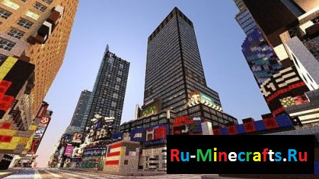 ����� Times Square (Manhattan) - Replica 1:1