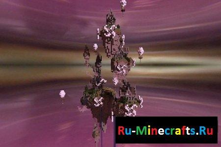 Steampunk town minecraft