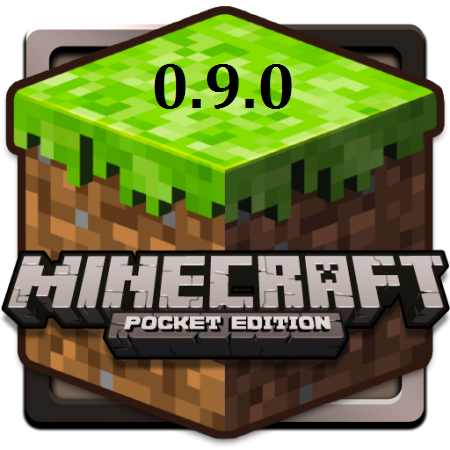 Скачать Minecraft Pocket Edition 0.9.0 на Android