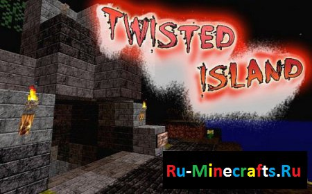 Карта Survival Horror Map ~TWISTED ISLAND