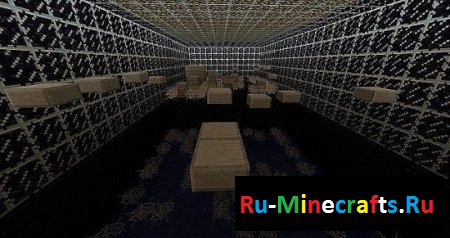 Карта Minecraft Classic Prison Map