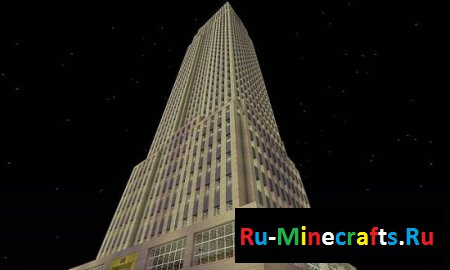 Карта Empire State Building (1.7.10)