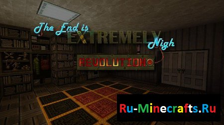 Ресурс пак The End Is Extremely Night 1.8