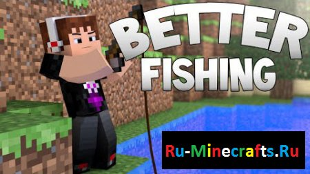 Мод Fishing Net 1.8