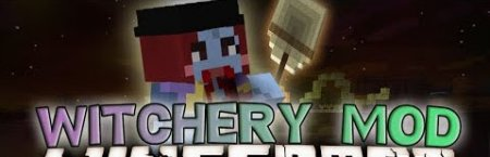 Мод Witchery [1.8.8]